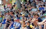 Folto pubblico alla prima giornata dell'estate Minibasket