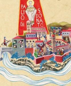 Cividale del Friuli - UD FVG I - Palio San Donato 23 24 25 agosto 2013