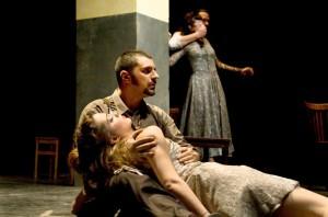 Una scena dell'Otello