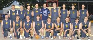 I campioni in carica dell'Ai.Bi. Fogliano