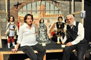 Massimo Gambarutti e Francesca Zoccarato