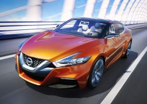 Sport Sedan Concept antecipa design da Nissan