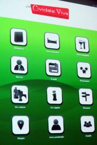 App Centro commerciale Cividale