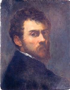 Tintoretto, autoritratto