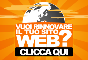 Vuoi rinnovare il tuo sito web? Chiedi un preventivo gratuito