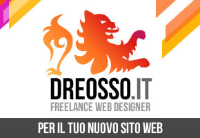 web design Dreosso.IT