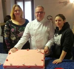 torta inaugurale