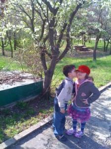 Adam si Eva - Petra Ana Mirica-Bobit (Romania)