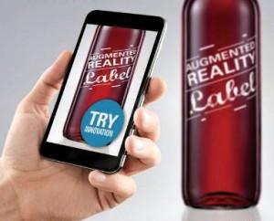 Foto Flyer etichette vino