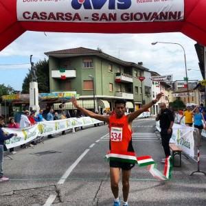 El Makhrout vince Maratonina
