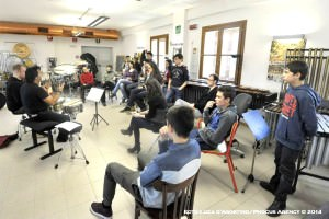 Master Class Percussionisti della Scala
