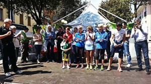 prime 5 donne maratonina