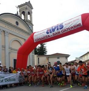 start maratonina 2014