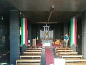 g interno chiesa redipuglia