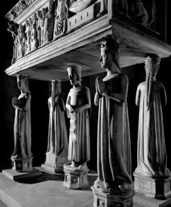 Arca del Beato Bertrando - Cattedrale di Udine
