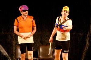 Papu i ciclisti Esordi