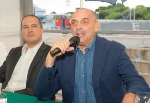 10-07-14 Incontro con l' autore e con il vino, Paolo Brosio  © Ph. Valter Parisotto info@parisotto-foto.it