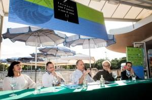 """26-06-14 Incontro con l'autore e con il vino """" Guido Guidi"""" Premio Hemingway  © Ph. Valter Parisotto info@parisotto-foto.it"""