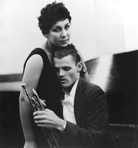 Chet Baker and Lily in Bruce Weber's LET'S GET LOST (1988).Courtesy William Claxton.Playing November 15 - 21.