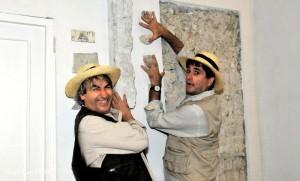 papu all'archeomuseo foto Angelo Simonella