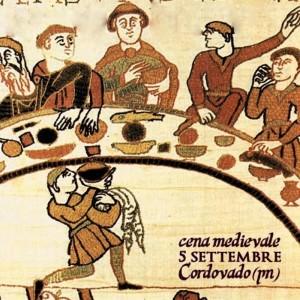 cena medievale