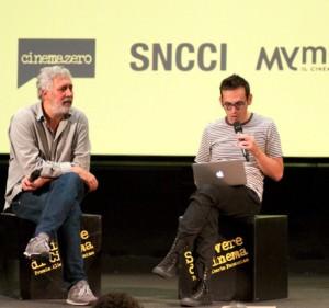 Francesco Piccolo e Nicola Lagioia