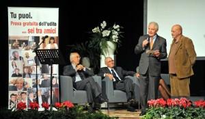Udine 10 ottobre 2014 5° serata sulla' Alzheimer. Copyright Foto Petrussi / Ferraro Simone