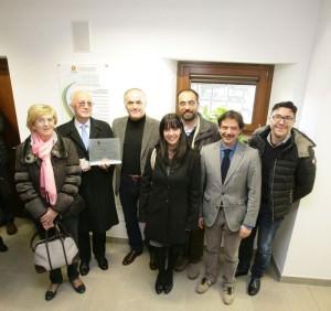 Inauguraziona parte residenziale casa famiglia con il contributo della Fondazione Crup