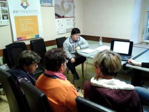 gruppo self advocates Anffas Udine1