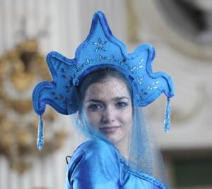 Lena Belkina è Cenerentola