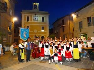 gruppo folcloristico passons