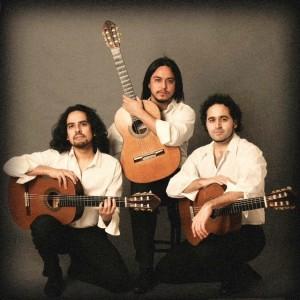 Da sinistra, Gutierrez, Gonzalez ed Herrera