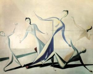 0_1950_Figure nello spazio (La danza)_Guidi