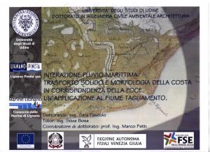 Interazione fluvio marittima_fiume Tagliamento444