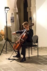 Riccardo Giovine (15 anni)