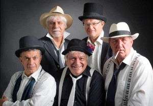 Strindule con la Sdrindy Band