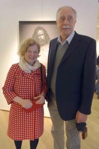 Francesca Agostinelli e Angelo Bertani