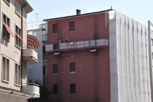 Condominio Incis, foto Angelo Simonella