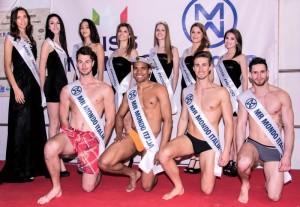 Miss e Mister Mondo tutti i selezionati