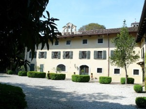 Villa Beria a Manzano