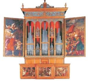valvasone organo di vincenzo colombi 1532-33