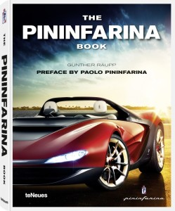 Cover The Pininfarina Book