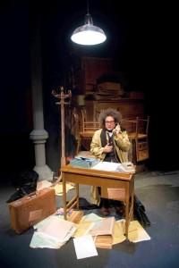 Simone Cristicchi in Magazzino 18