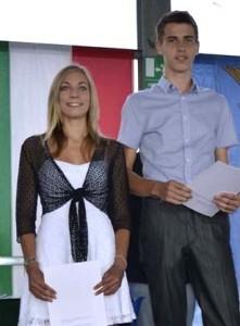I migliori: Mingone e Vasilika
