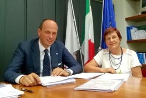 Lorenzo Sirch e Rosa Ricciardi