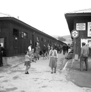 Campo profughi San Sabba - 1953