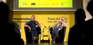 Ivan Cotroneo con Mauro Gervasini