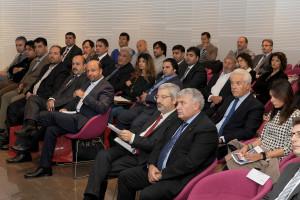 Udine 12 Ottobre 2015. Incontro con delegazione dell' Afghanistan e Workshop. © Petrussi Foto Press