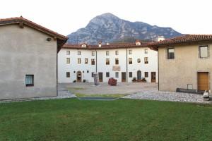 Palazzo Toffoli a Montereale
