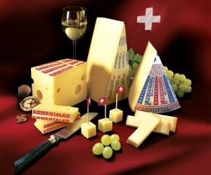 Formaggi dalla Svizzera